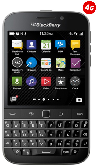 "BlackBerry Classic"" title="