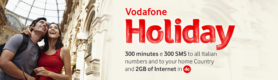 Vodafone Holiday