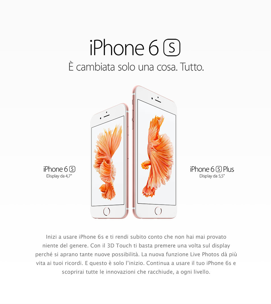 iPhone 6s Vodafone