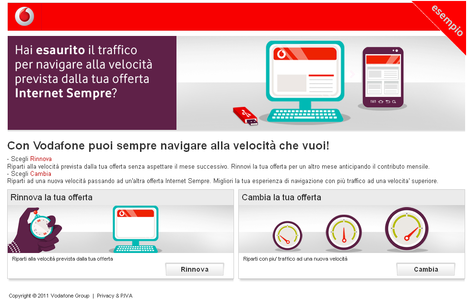 vodafone riparti home