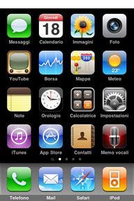 Collegare Gmail per iPhone