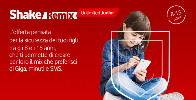 Shake Remix Unlimited Junior